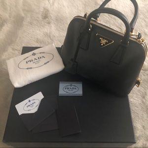 8851da7a9617 Prada Bags - Prada Promenade Saffiano Leather bag (Small)